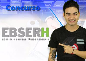 Concurso EBSERH - Sergipe