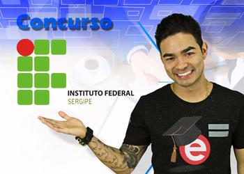 Concurso IFS Sergipe