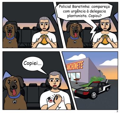Spoiler: vem aí o volume 2 de As Aventuras de Baretinha